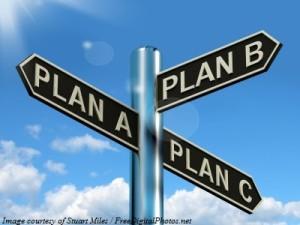 Plan, A,B,C
