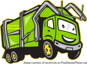 trash lorry